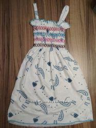 Платье для очень большой куклы
