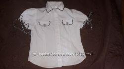Блузка с коротким рукавом Sly 140