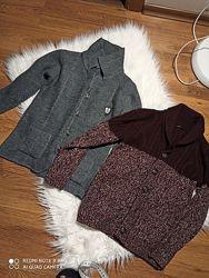 Красивые свитер кардиган 8-9 лет
