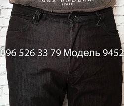 Джинсы Montana Черные 9452 р-ры 31, 33, 34, 36, 36