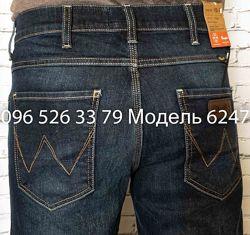 Джинсы Wrangler Темно-Синие Длинные 6247 размеры 31, 32
