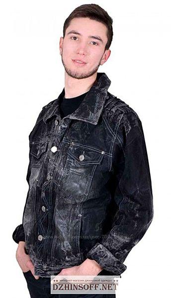 Куртка Черная Falconi 2030 размеры S, M, L, XL