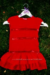 Летнее трикотажное платье на 3-4 лет LC Waikiki