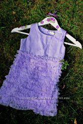 Платье нарядное CHILDRENS PLACE на 3-4 года