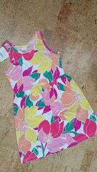 Платье Gymboree новое 5-6лет