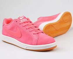 Кроссовки замшевые женские оригинал Nike Court Royale size 39