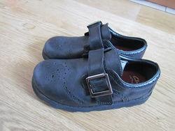 Стильные ботинки, броги, туфли Некст, НМ , Кларкс