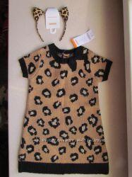Платье и обруч из леопардовой кол-ции Right Meow