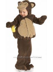 Смешнючие костюмы 6-12мес  для малыша обезьяна, дракон, скелет, рокер