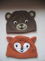 Прикольные малышовые  шапочки