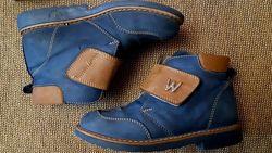 Деми ботинки WOOPY, 30 р-р. Ортопедические.
