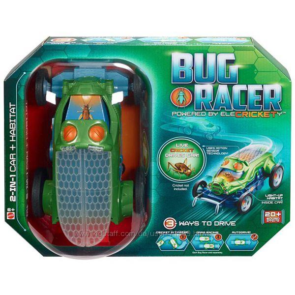большая машинка , Автомобиль Bug Racer для сверчков, тараканов, насекомых.
