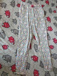 Літні штани для дівчинки 146-152