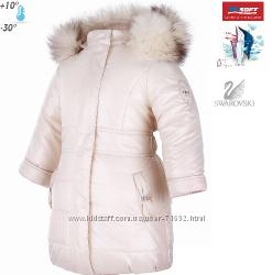 PILGUNI Pastels пальто зима 2017-18. Девочки 140-152