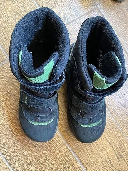 Зимние ботинки Ecco 38