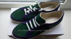 Замшевые мокасины на шнурках ТМ Soldi модель Месси в наличии.