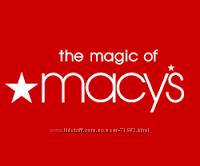 Гипермаркет Macys - дорогие бренды по супер ценам. Анонсы в Вайбере и ТГ