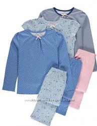 Пижамы George 11-12 лет