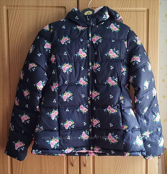 Куртка состояние новой, надевали 2 раза.