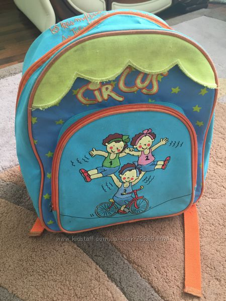 Рюкзак для дошкольников