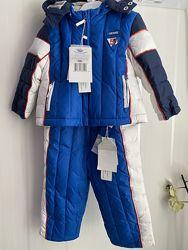 Зимний костюм Chicco размер 74/80