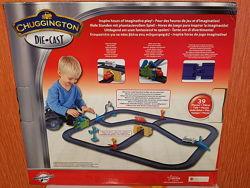 Chuggington железная дорога Чаггингтон Tomy паровозик трек Вилсон Кристиан