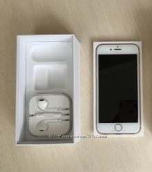 Телефон IPhone 6 16 gb gold apple neverlock