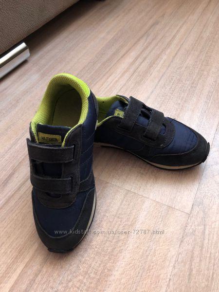 Кроссовки Tommy Hilfiger, отличное состояние, 31 размер