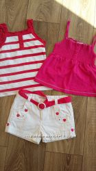 Одежда на лето  для девочки
