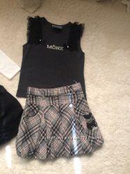 Блузки для школы Моне