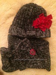 комплект Войчик , шапка и шарфик