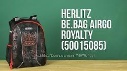 Рюкзак школьный Herlitz Be. Bag AIRGO Royalty