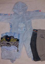 Пакет одежды для ребенка 12-15 месяцев