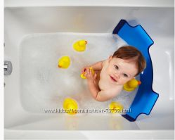 Перегородка  барьер для ванны BabyDam. Купать ребенка можно и в 28 л воды