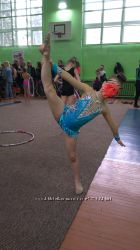 Купальник для гимнастики 120-130