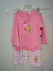 Качественные пижамки на девочек из Германии