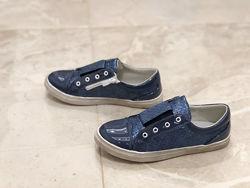 Очень красивые туфли Tom. m стелька-кожаная с супинатором р.36 стелька