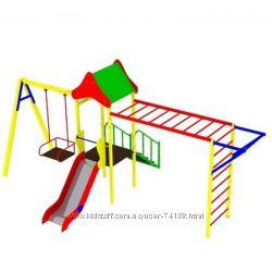 Детская игровая площадка Спарта