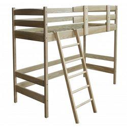 Кровать-чердак Снови Лак 160-70