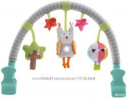 Taf Toys  Музыкальная дуга для коляски - Лесная сова звук, свет