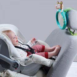 Taf Toys Обзорное зеркало в автомобиль для  контроля за ребенком Тропики