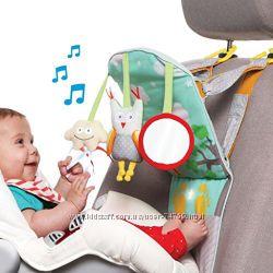 Taf Toys  Развивающий центр для автомобиля - Лесная музыка