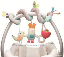 Taf Toys Развивающая спираль для коляски и автокресла - В садике