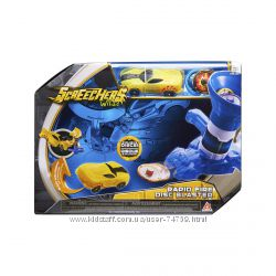 Screechers Wild - набор Пускатель дисков