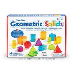Обучающий набор LEARNING RESOURCES  3D - Геометрия