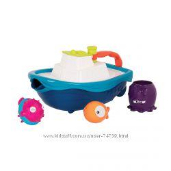 BATTAT Игровой набор - Кораблик Буль BX1520Z