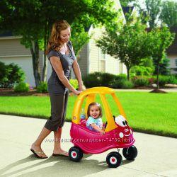 Little Tikes Outdoor Машинка каталка детей серии Cozy Coupe Автомобильчик