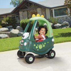 Little Tikes Машинка-каталка для детей Cozy Coupe - Автомобильчик Дино
