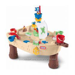 Little Tikes Outdoor Игровой столик - Пиратский корабль
