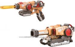 Dinobots Баттлбот - трансформер  Боевая машина 23 cm, бластер, мишень, 20
